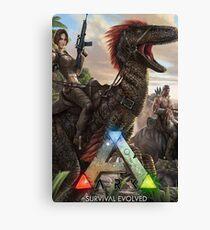 Ark Survival Evolved Canvas Print