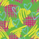 Green Heart by Dyan Burgess