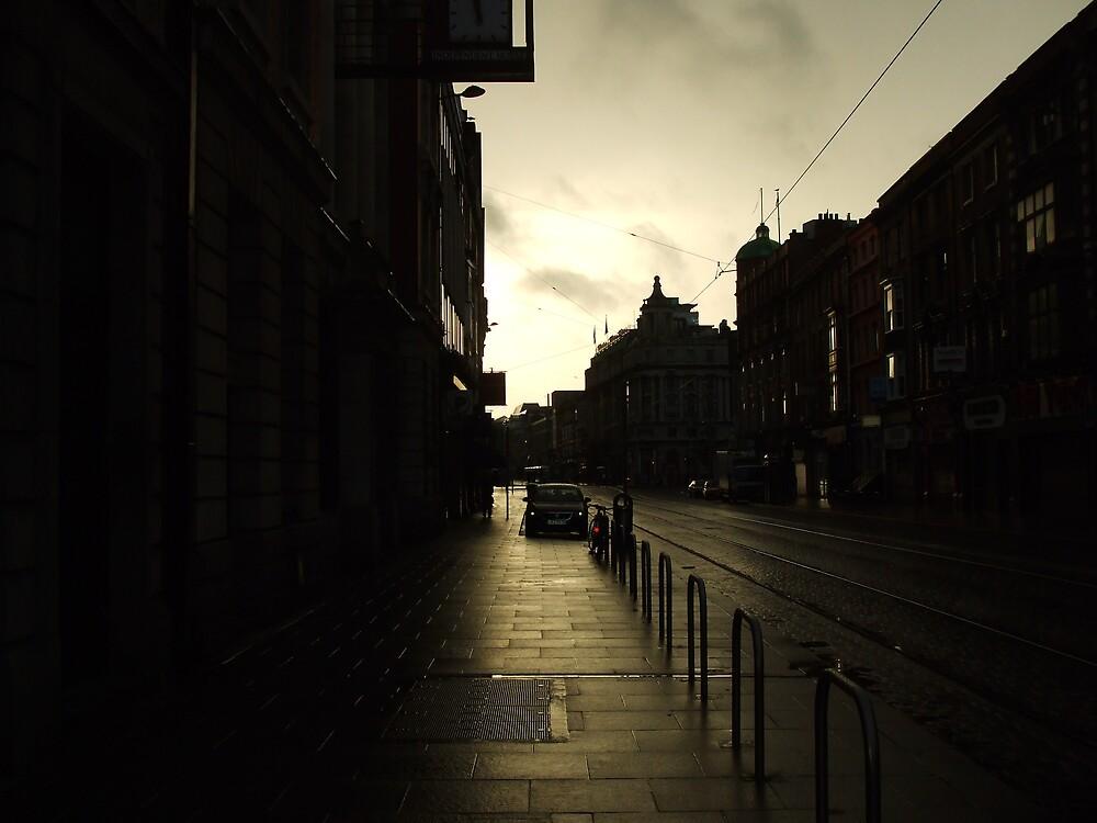 Dublin Ireland by crypticrob