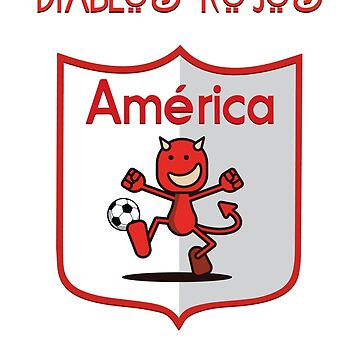 America de Cali by mqdesigns13