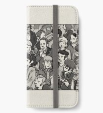 The kids are alright iPhone Wallet/Case/Skin