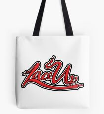 lace up Tote Bag