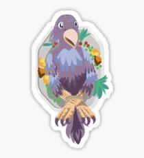 Dinovember 2017 : Caudipteryx Sticker