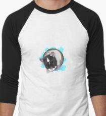 Rat Men's Baseball ¾ T-Shirt
