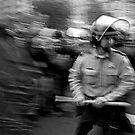 D.C. Protest V by Christopher Barker