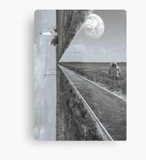 Interstellar Metal Print