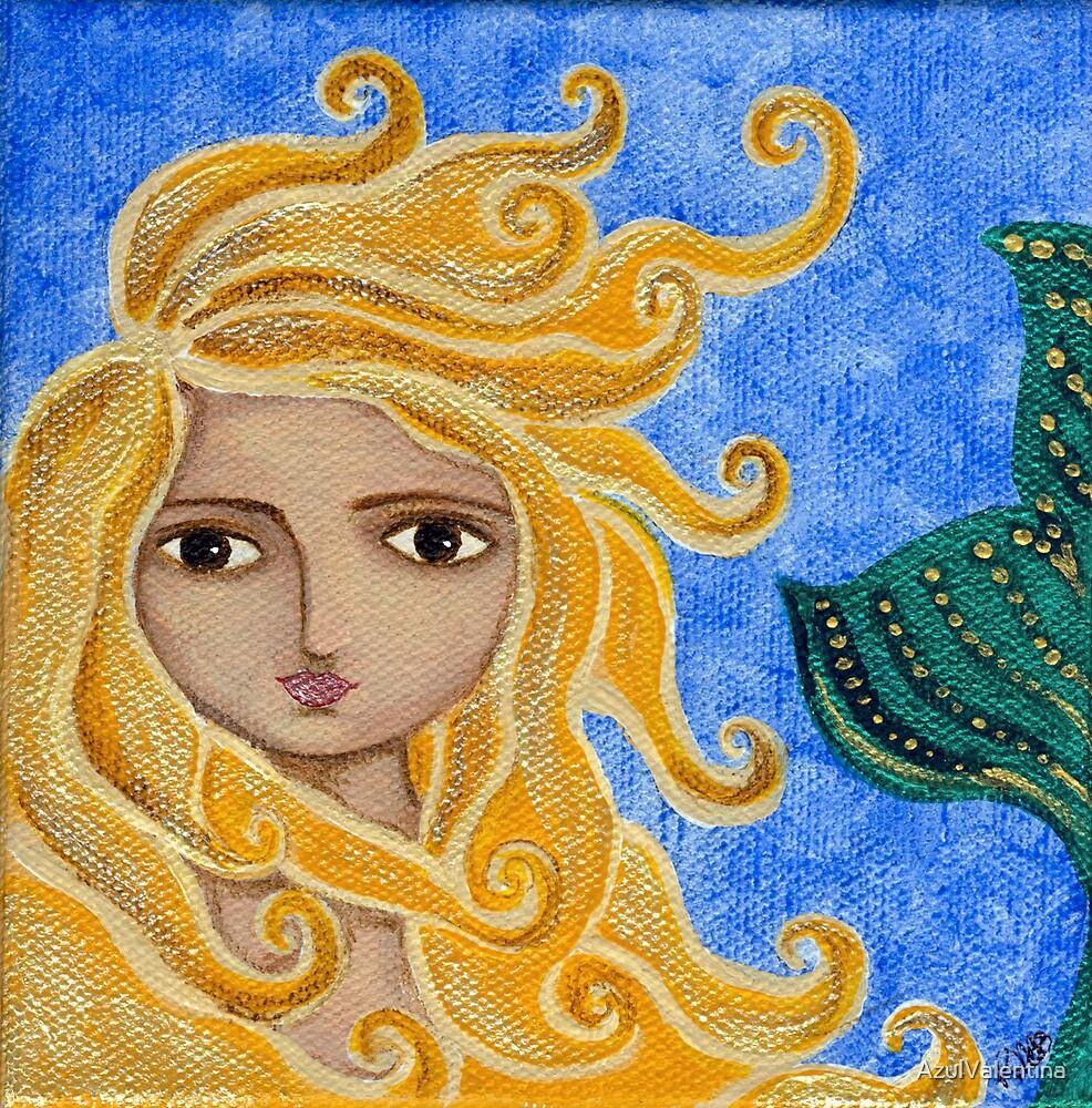 Mermaid by AzulValentina