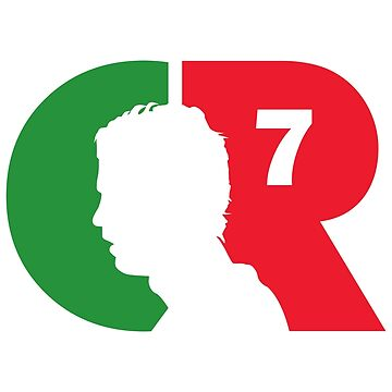 CR7 logo portugal by pvdesign