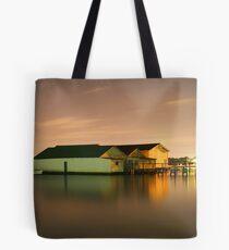 Peppermint Grove Boatsheds Tote Bag