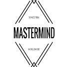 Mastermind Worldwide Est 1984 Diamond Kpop Korean Pop Music T-Shirt by mastermindtees