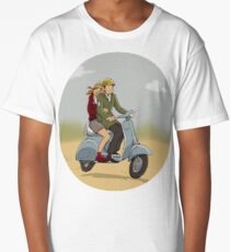 Head over Wheels Long T-Shirt