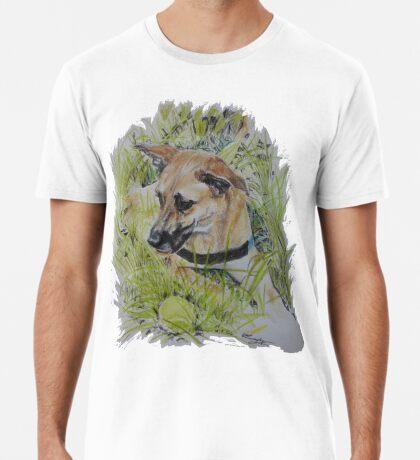 Dog ~ Hond Premium T-Shirt