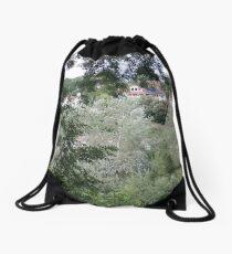 Trail view Drawstring Bag