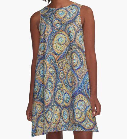 Stones #DeepDream A-Line Dress
