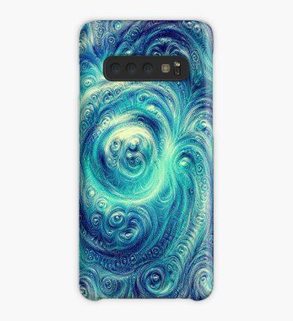 Cyclone #DeepDream Case/Skin for Samsung Galaxy