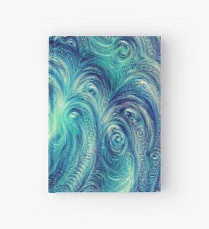 Cyclone #DeepDream Hardcover Journal