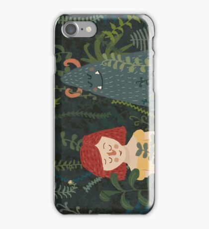 the jungle iPhone Case/Skin