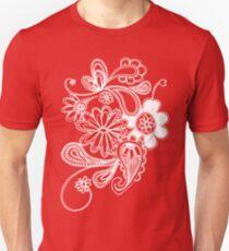 flowers T-shirt  Unisex T-Shirt