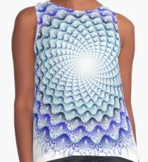 Abstract fractal illustration Contrast Tank