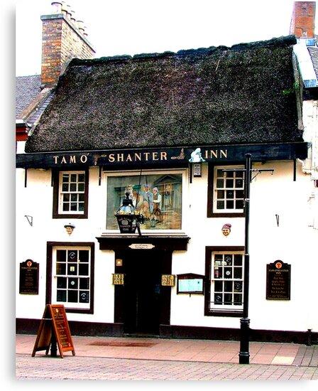 Tam O'Shanter Inn, Ayr by dsargent