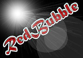red bubble logo by natasha nelson