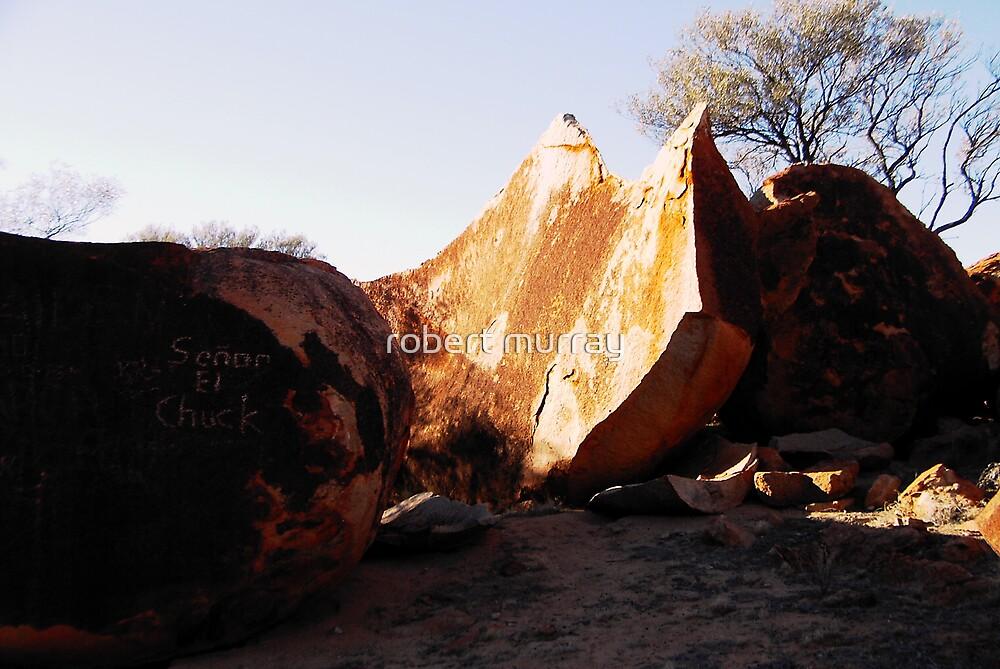 The granites june by robert murray