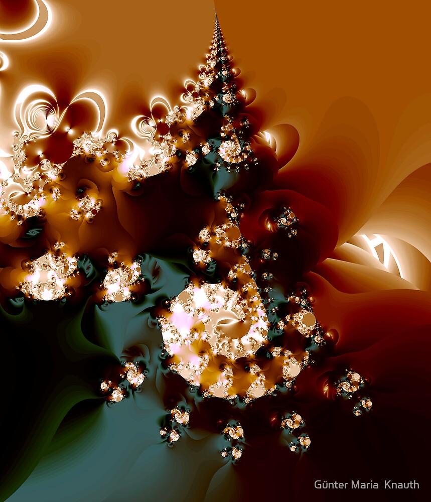 FE CHRISTMAS TREE by Günter Maria  Knauth