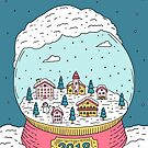 Snow globe by theeighth
