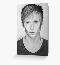 Will tudor  Greeting Card