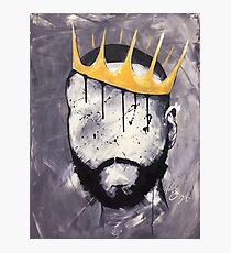 Naturally King Photographic Print