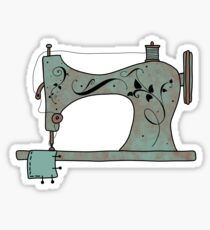 Let it sew Sticker