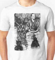 Yamaoka Tessyu - Kendo Unisex T-Shirt
