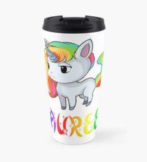Maureen Unicorn Travel Mug