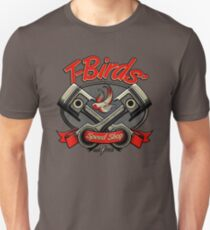 T-Birds' Speed Shop Unisex T-Shirt