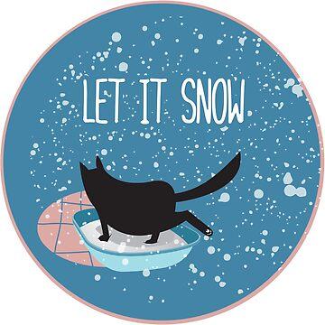 Let it snow by kolbasound