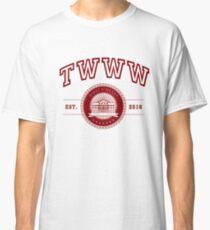 TWWW University Classic T-Shirt