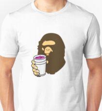 LEAN BAPE APE Unisex T-Shirt