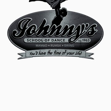 Johnny's School Of Dance by rubyred
