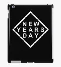Stylish New Years Day iPad Case/Skin