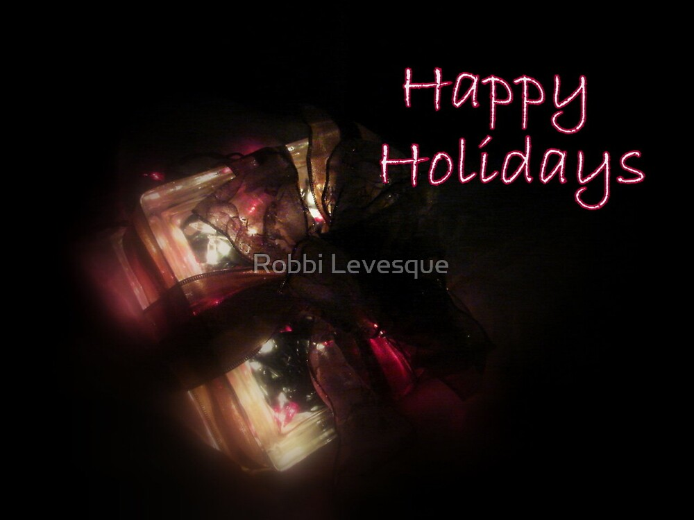 Happy Holidays by down23