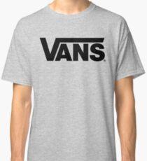 Vans Black Classic T-Shirt