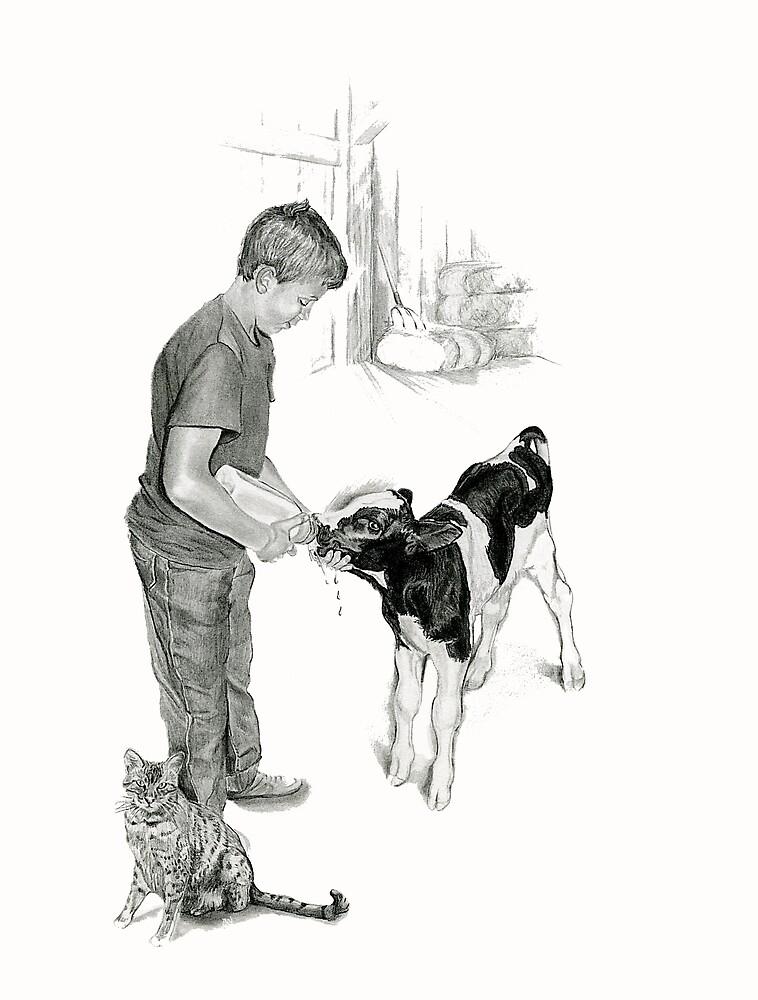 Milk Lovers by Christi Werner