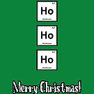 HoHoHo for chemists, GREEN by garigots