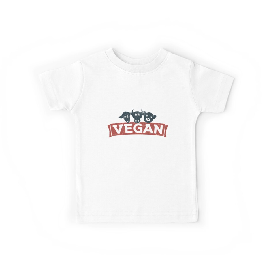 Save The Animals Vegan AF Preservation Gift by yeoys