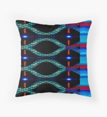 3 things Throw Pillow