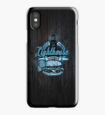 Lighthouse Lounge iPhone Case/Skin