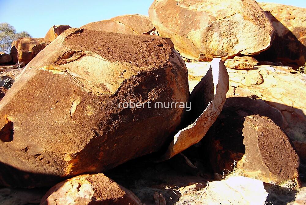 granites april by robert murray