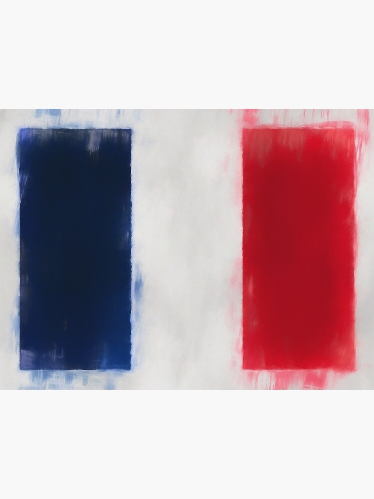 France Flag Reworked No. 66, Series 1 by 8th-and-f