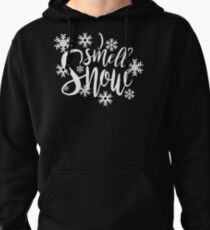 Gilmore Girls - I smell snow Pullover Hoodie