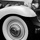 Clark Gable Duesenberg by James Howe